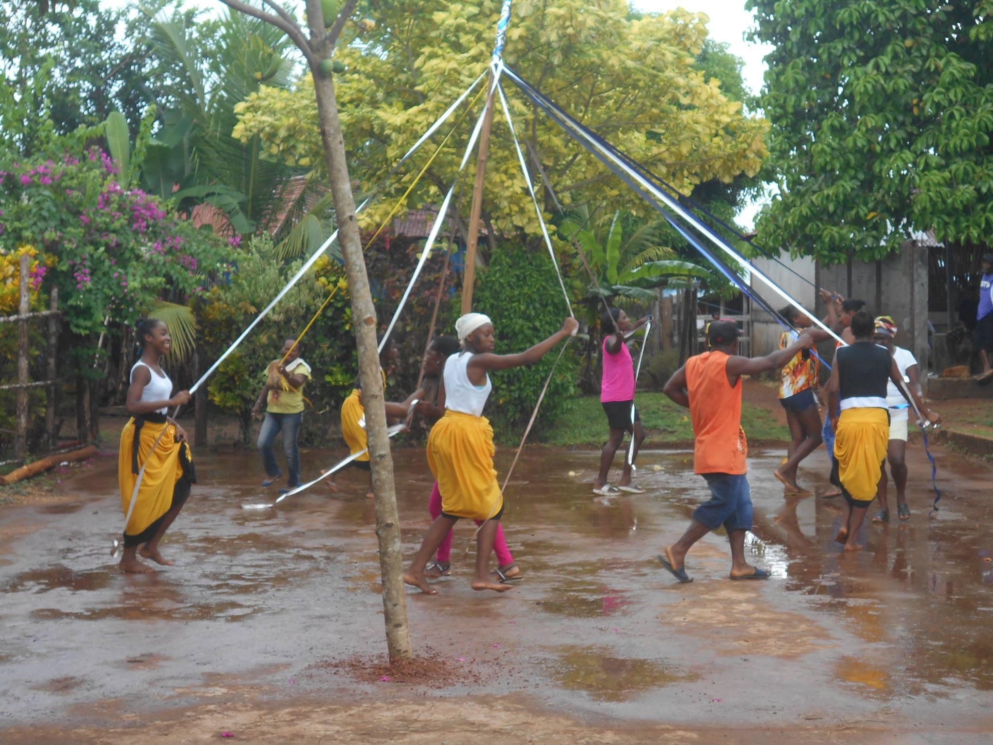 Tululu en dia de Madre -Orinoco Mayo 30